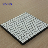High purity alumina ceramic lining block tile