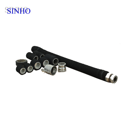 Impact and Corrosion Resistant High Flexible Ceramic rubber Hose