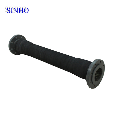 Higher heat resisting ceramic lined hose