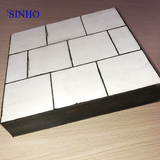 New brand ceramic rubber liner tile