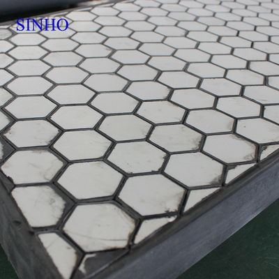 Supply rubber backed ceramic tiles from manufacturer