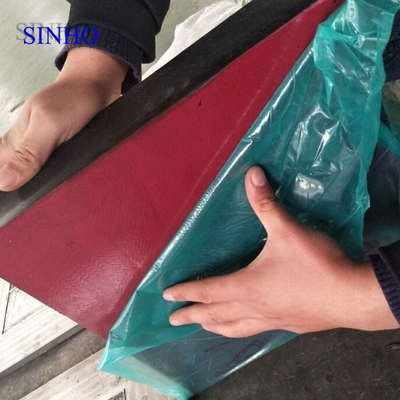 CN Bonding Layer Chute Wear Liner Ceramic Rubber Plate