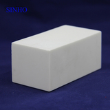 Wear resistant alumina AL2O3 weldable ceramic tile and ceramic plate